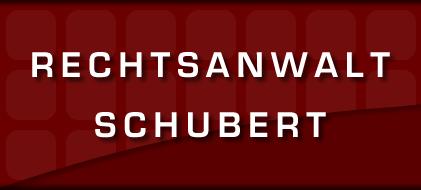 Rechtsanwalt Schubert